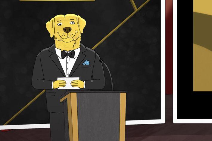 Paul F. Tompkins as Mr. Peanutbutter.