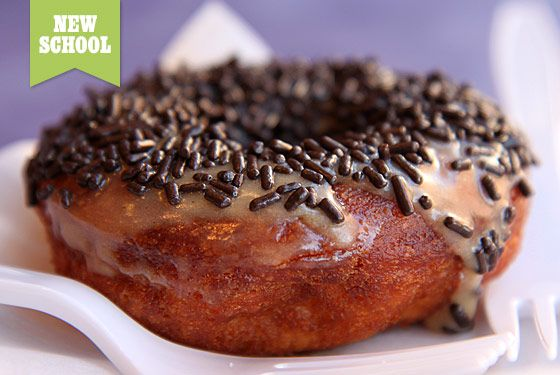 "<a href=""http://fracturedprune.com/"">Fractured Prune</a>    This Maryland-based chain announced last year that it will open 50 new stores by 2016. Proprietary flavors include the O.C. Sand, with honey glaze and cinnamon sugar, but dedicated fans will tell you there are many favorites. The company is also known for customized doughnuts with toppings like Froot Loops.    <b>What to Order:</b> The Orangsicle, with orange glaze and powdered sugar."