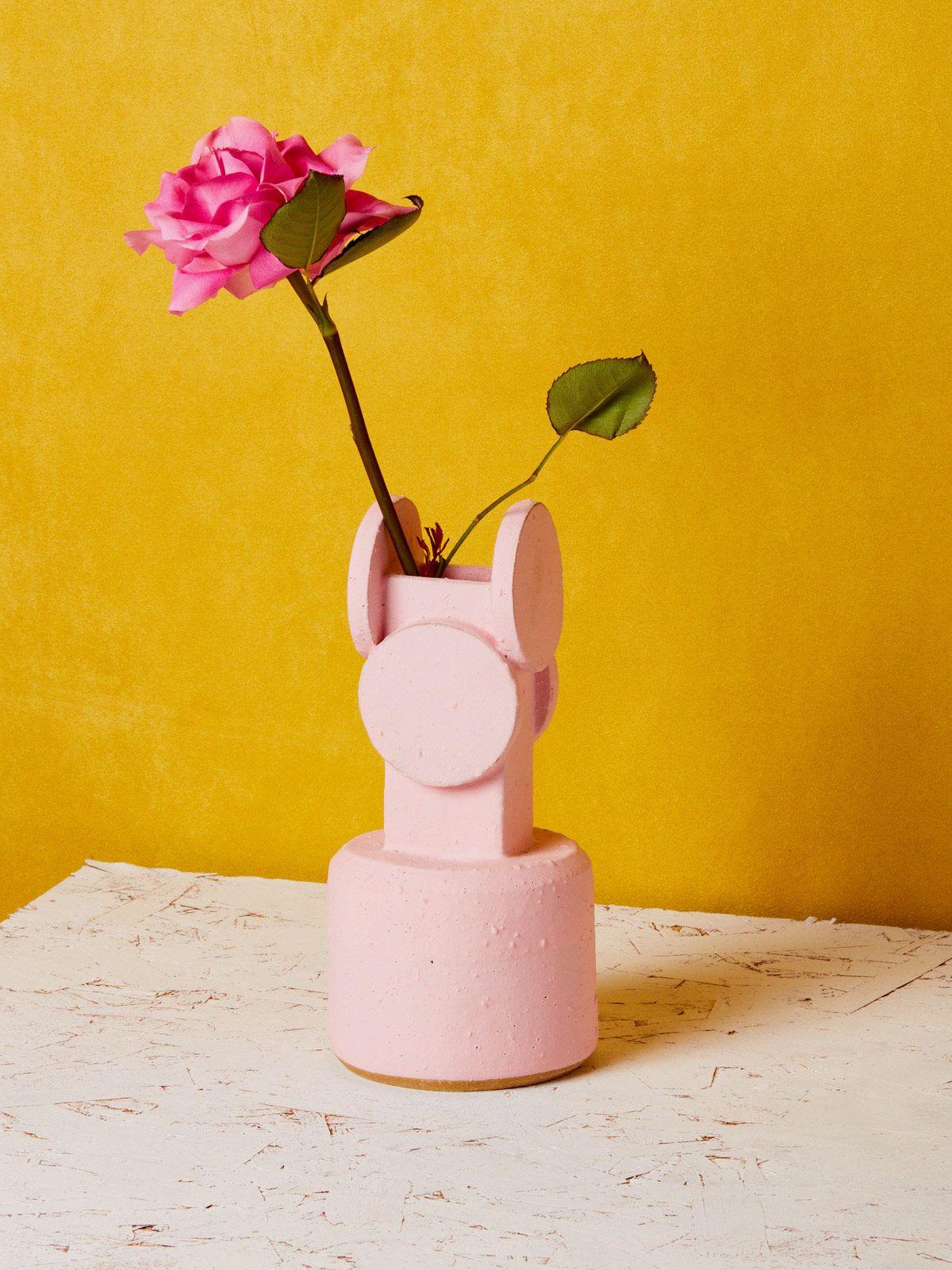 BZippy & Co. Circle Top Vase