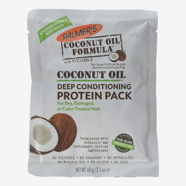 Palmer's Coconut Oil Formula Deep Conditioning Protein Pack (PACK OF 4)