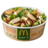 McDonald's New Kale Salad Has More Calories Than a Big Mac