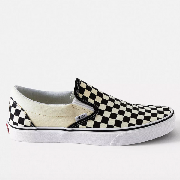 Vans Checkerboard Classic Slip-On Trainers