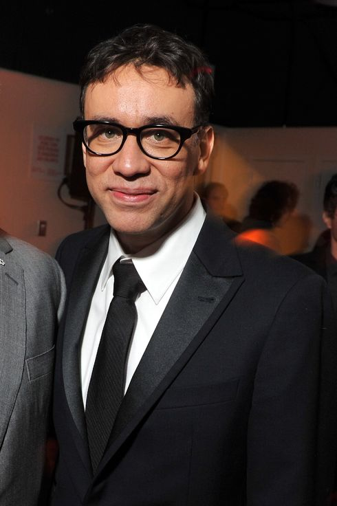 "Fred Armisen at the ""Portlandia"" season 2 premiere screening."