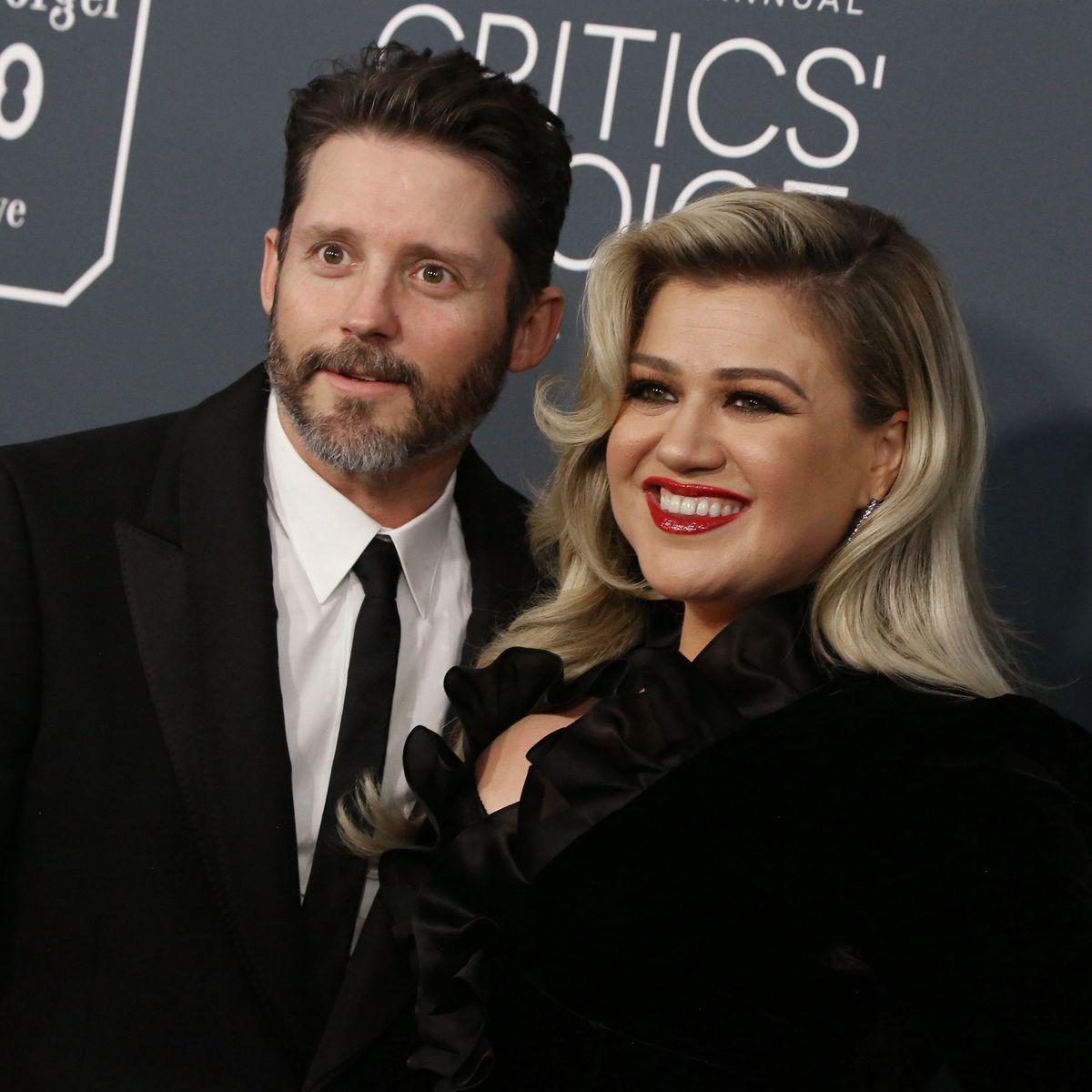 Kelly Clarkson Divorces Husband Manager Brandon Blackstock