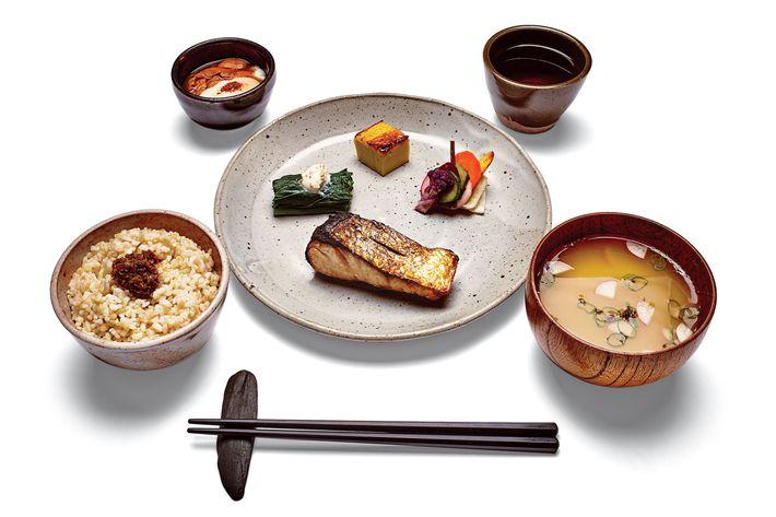 Okonomi's Ichiju Sansai.