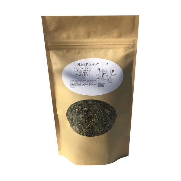Lively Roots Apothecary Sleep Easy Tea