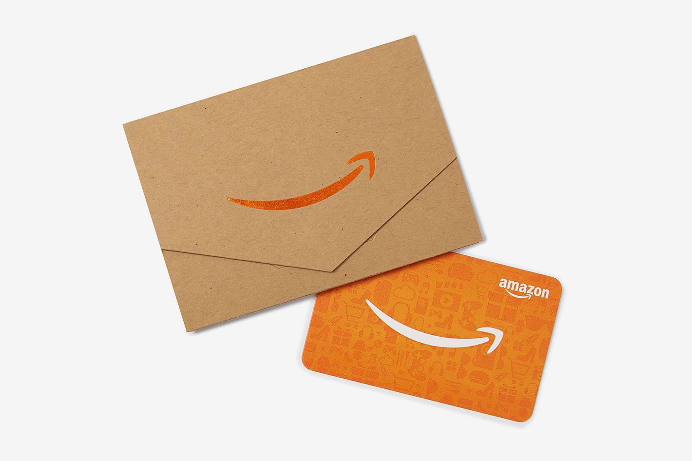 Amazon Gift Card In A Mini Envelope