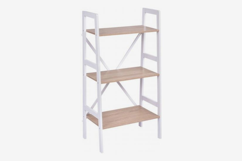Giantex 3 Tier Bookshelf Bookcase
