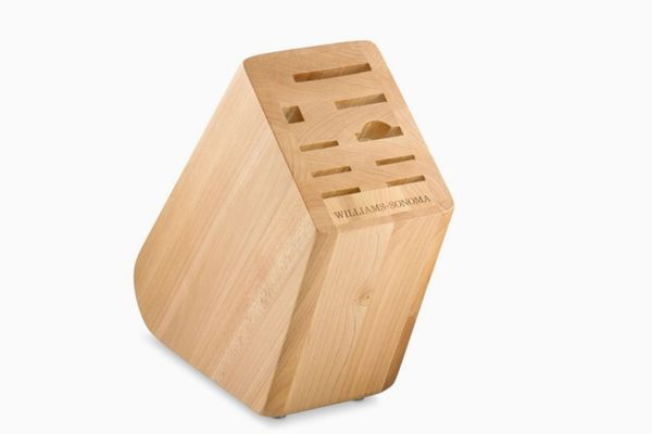 Williams Sonoma 9-Slot Knife Block
