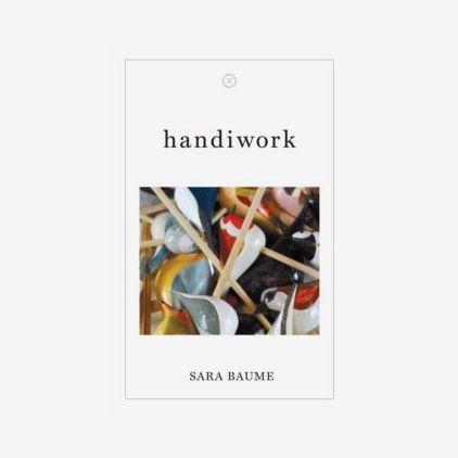 'Handiwork,' by Sara Baume