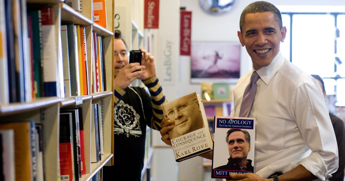 The Alarming Math Behind Barack Obama S Library