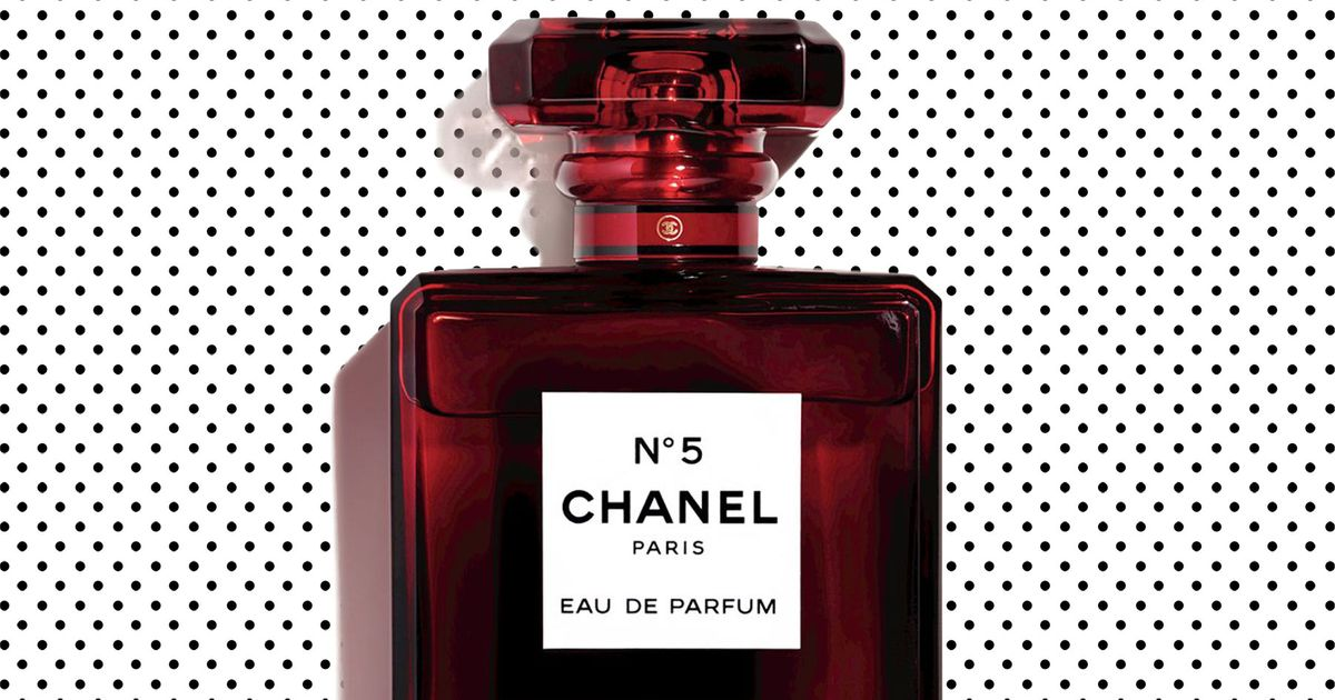 Chanel No 5 Will Be Released In Limited Edition Red Bottles