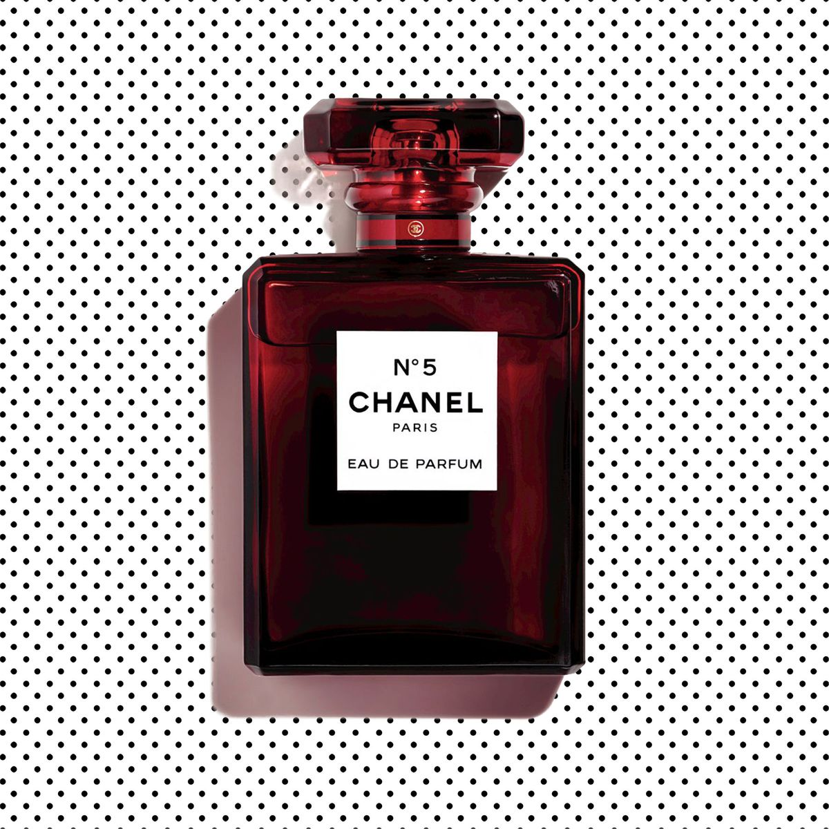 afe76a2f040 Chanel No. 5 Will Be Released in Limited-Edition Red Bottles