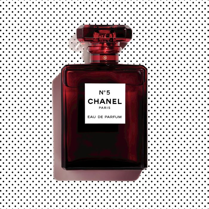 cdbee501f1b Chanel No. 5 Will Be Released in Limited-Edition Red Bottles