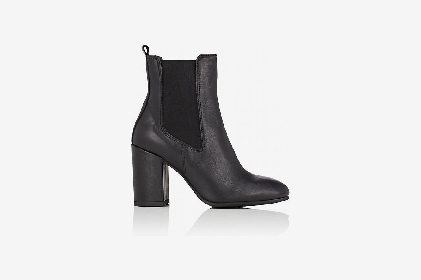 Barney's New York Leather Chelsea Boots