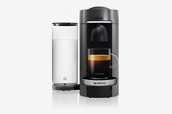 Nespresso VertuoPlus Deluxe Coffee and Espresso Maker