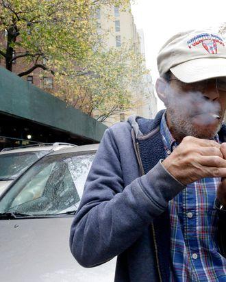 Public Housing Smoking