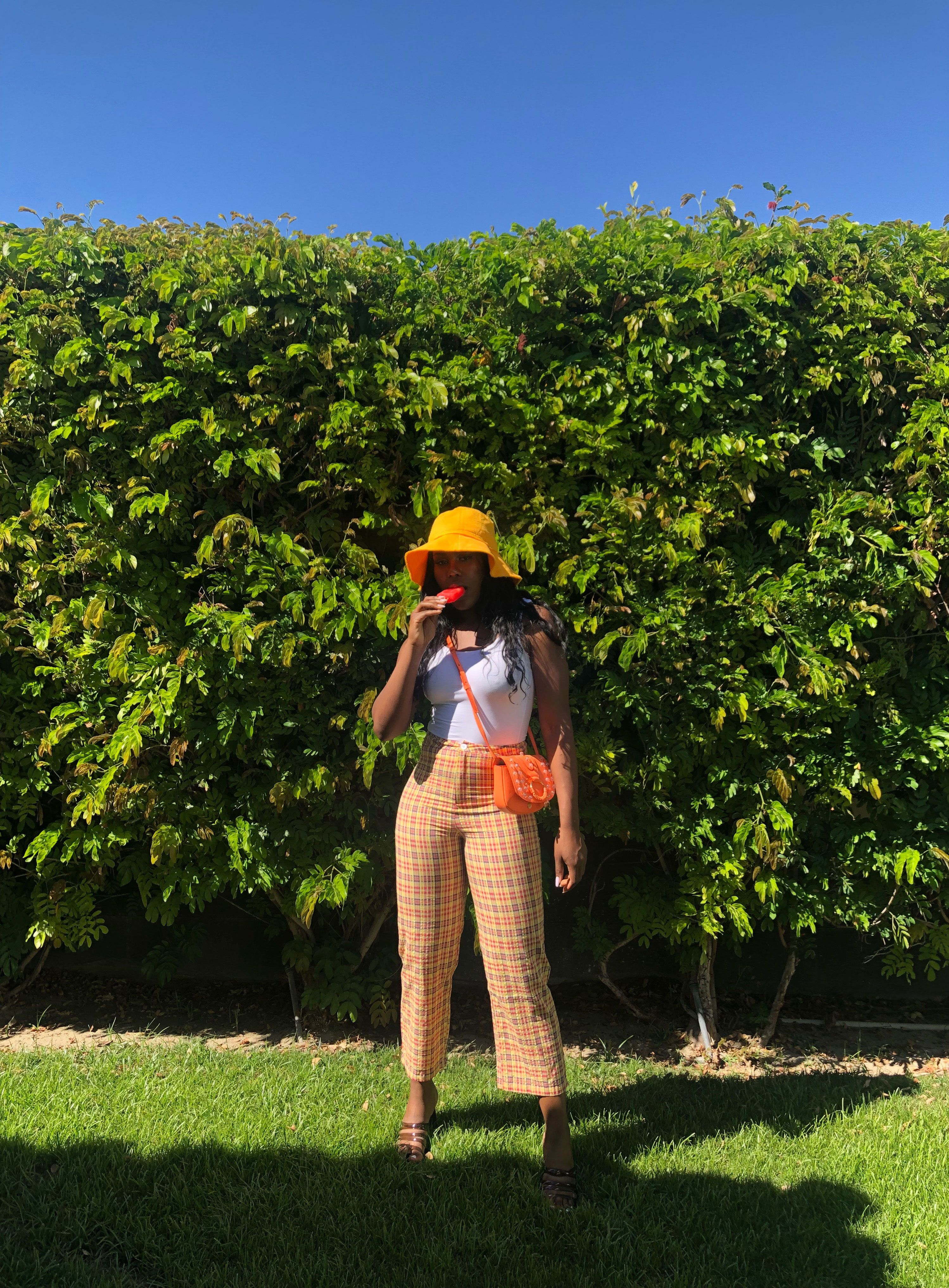 What I Wore to My First Coachella