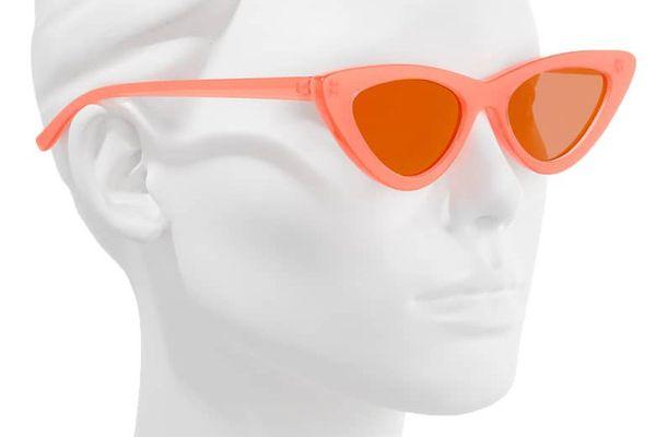 Adam Selman x Les Specs Lolita 49mm Cat Eye Sunglasses