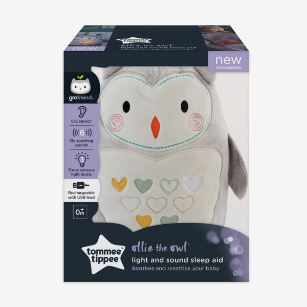 Ollie the Owl Light and Sound Sleep Aid
