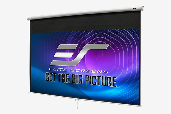 Elite Screens Manual B Manual Pull Down Projector Screen