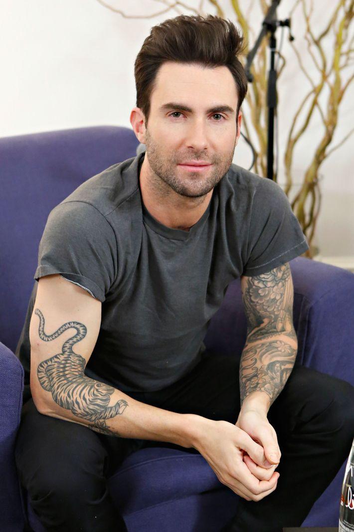 fefd465f4 An Exhaustive Taxonomy of Adam Levine's Tattoos