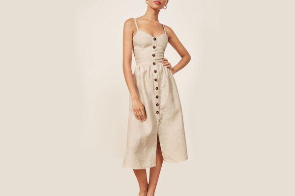 Reformation Thelma Dress
