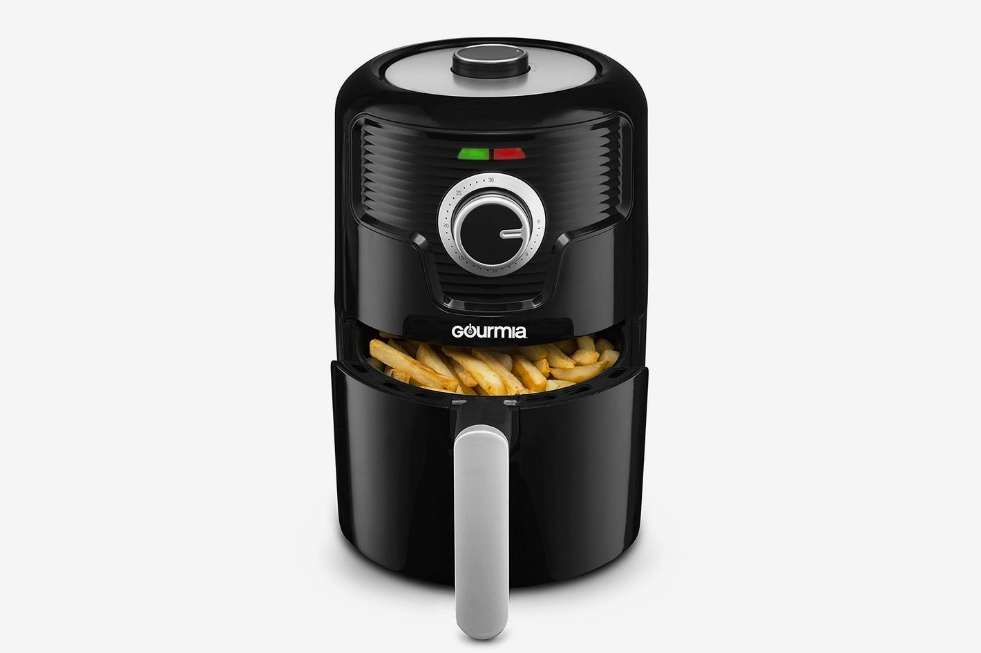 black gourmia air fryer