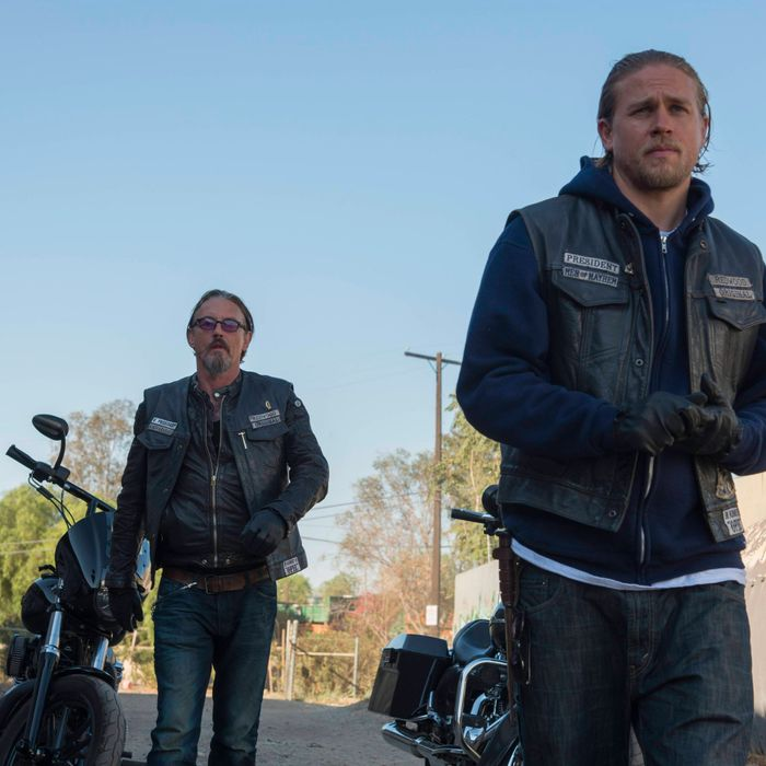 SONS OF ANARCHY Los Fantasmas