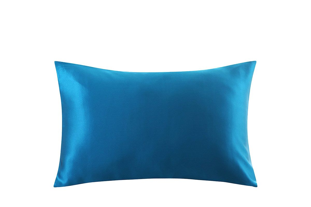 zipper facial silk pillowcase product with overstock hidden pillow beauty shipping bedding bath over on orders free luckysilk pure