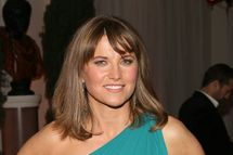 "Actress Lucy Lawless attends the STARZ Original Series ""Spartacus: Vengeance"" Premiere"