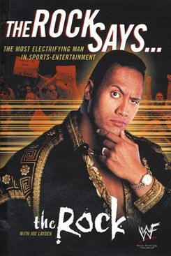 The Rock Says … by the Rock