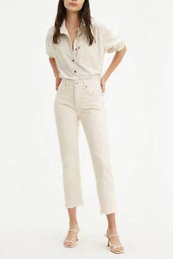 Levi's 501 Original Cropped Women's Jeans