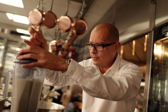 César Ramirez will indeed run the show at the upcoming restaurant.