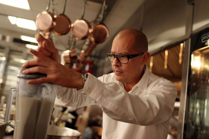 César Ramirez will indeed run the show at the upcoming restaurant.