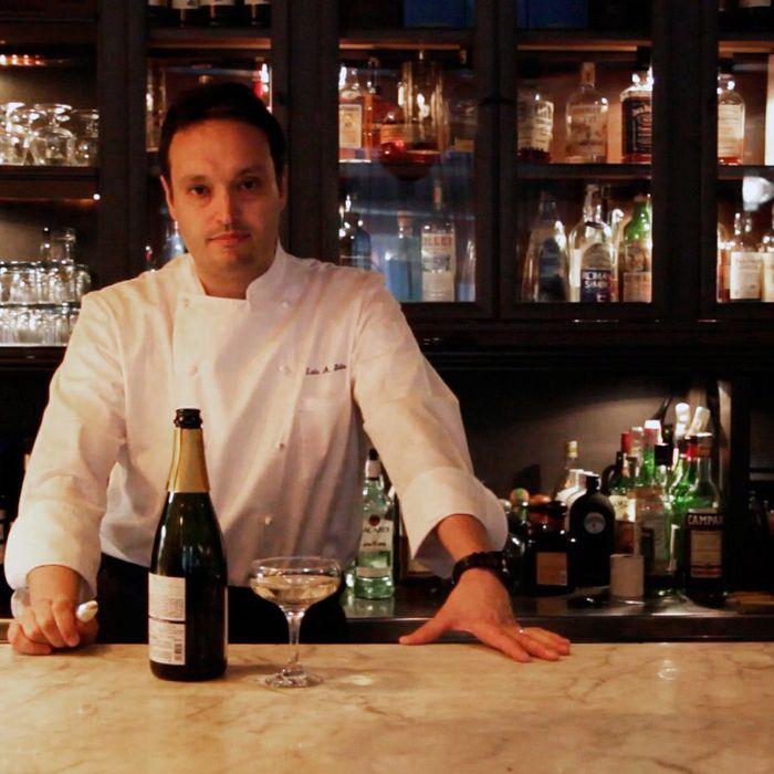 Chef Luis Bollo.