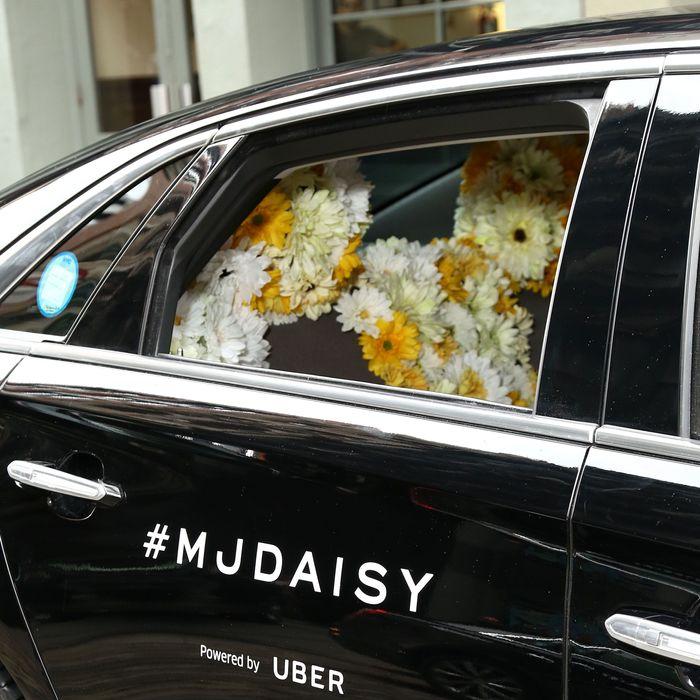 The Daisy Daze Uber