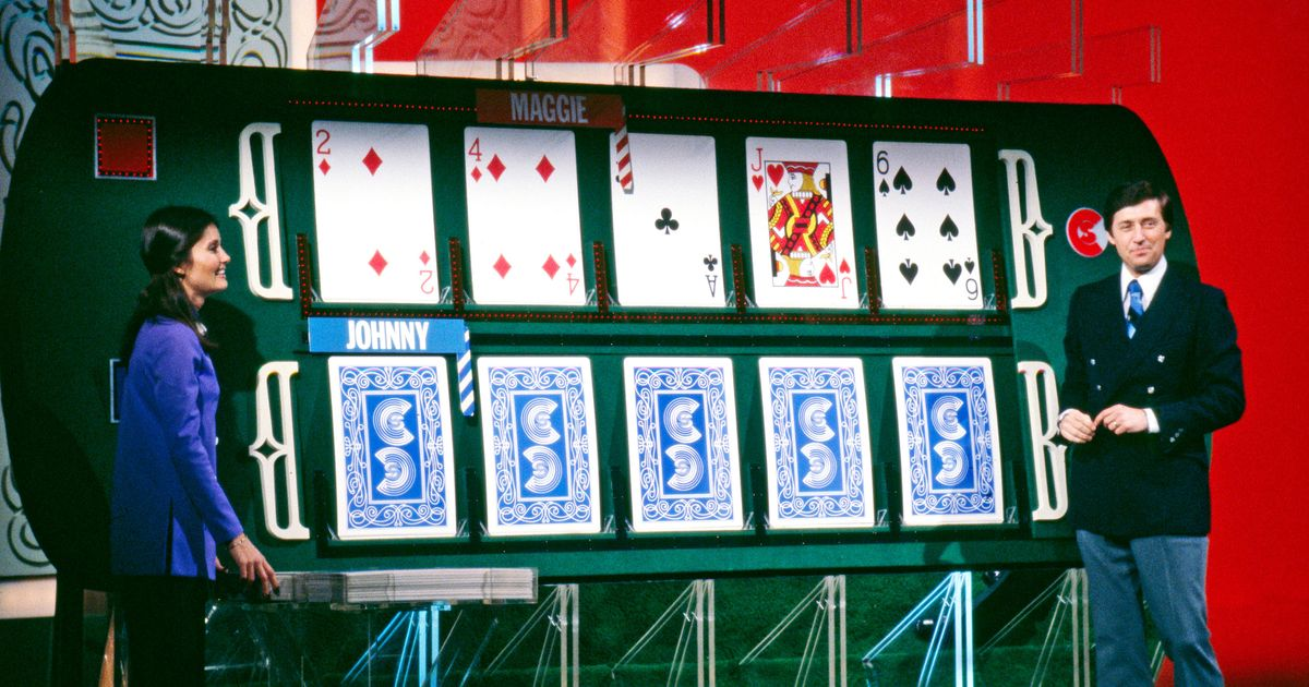 No Whammy! ABC Is Bringing Back Press Your Luck and Card Sharks