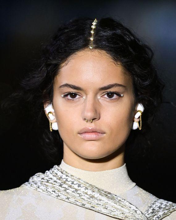 Dior Cruise 2022 Makeup
