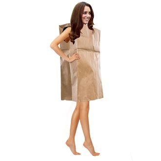 Kate would wear this with her L K Bennett pumps