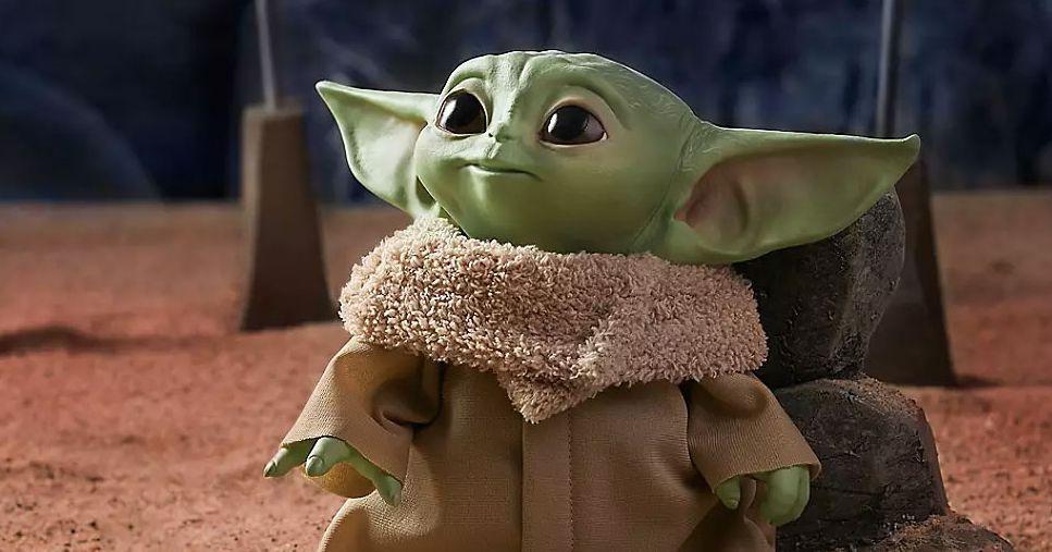 vulture.com - Kathryn VanArendonk - We Demand a Real Plush Baby Yoda Toy, Disney