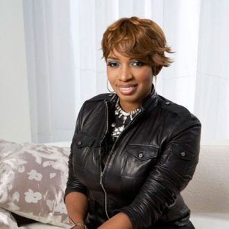 THE REAL HOUSEWIVES OF ATLANTA -- PICTURED: nene.