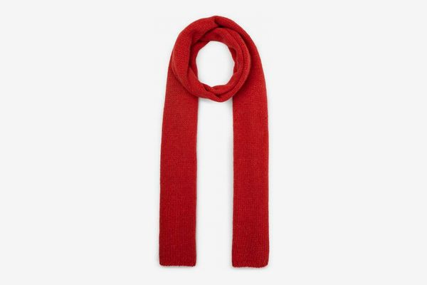 Paloma Wool Long Ribbed Scarf