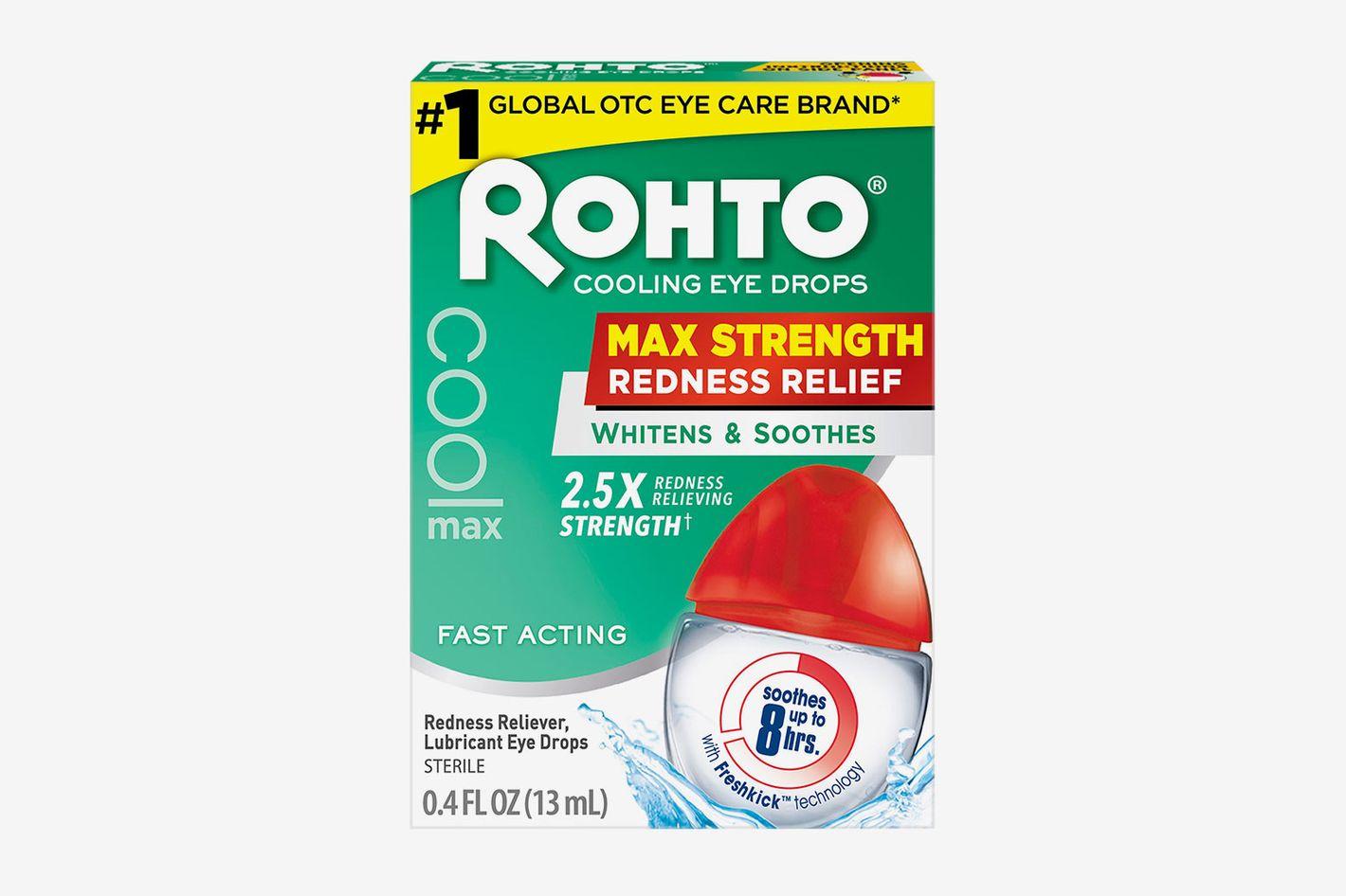 Rohto Cooling Eye Drops