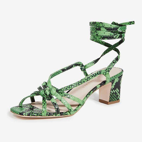 Loeffler Randall Women's Libby Heeled Sandal