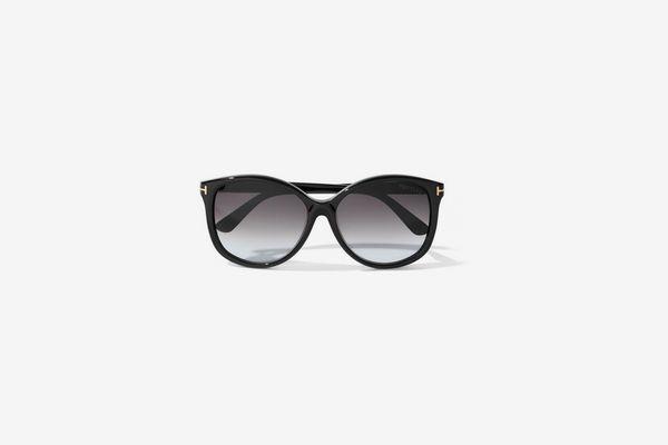 Tom Ford Alicia Cat-eye Acetate Sunglasses