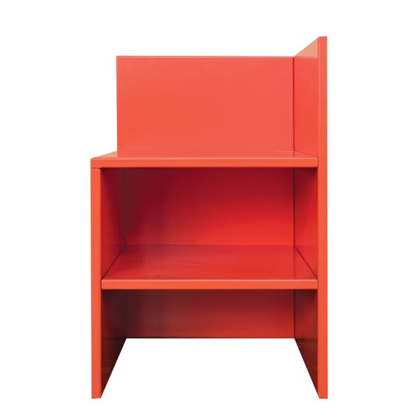 """Corner Chair 15,"" in various colors"