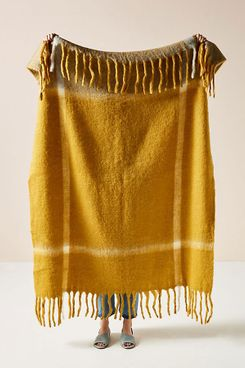 Woven Bella Throw Blanket