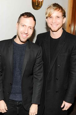 Peter Pilotto and Christopher de Vos