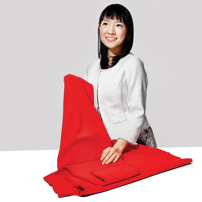 Marie Kondo, author of <i>The Life-Changing Magic of Tidying Up</i>.